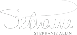 Stephanie Allin - logo