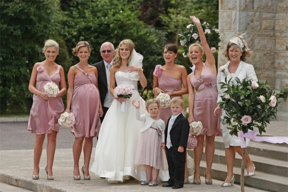 Amy Huberman Wedding