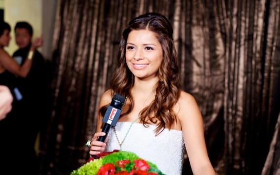 Kristina Guerreno E!News