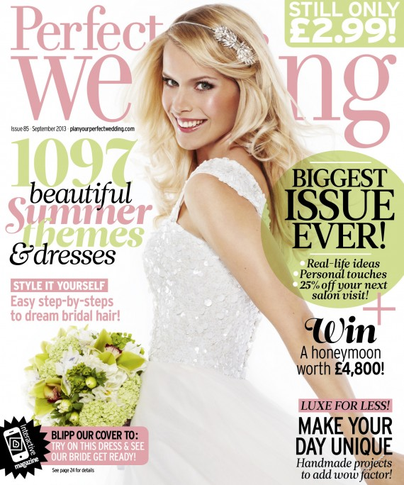 Perfect Wedding front cover