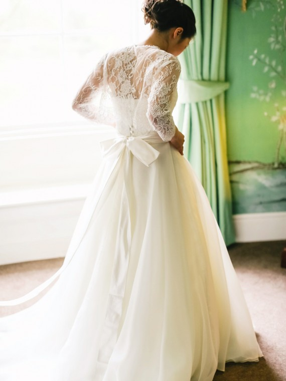 Twilight by Stephanie Allin Couture London Wedding Dress Designer
