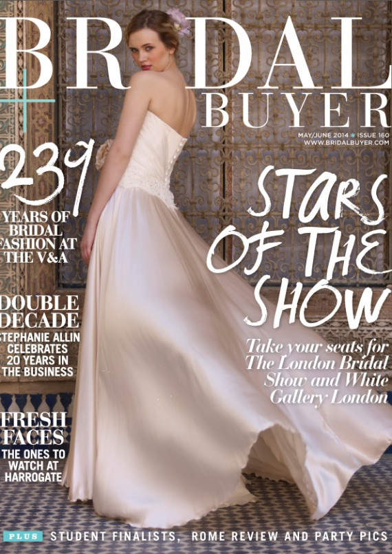 Bridal Buyer Cover Indi Rose