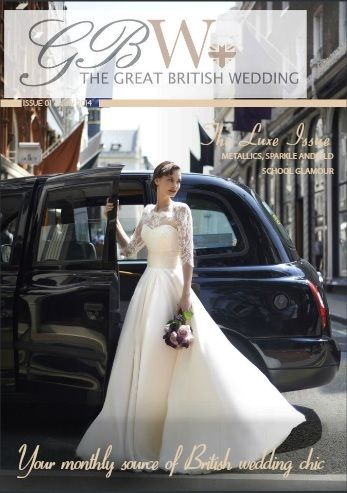 The Great British Wedding MAagazine
