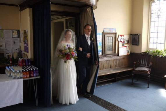 Kate  Chris Real Bride  Stephanie Allin