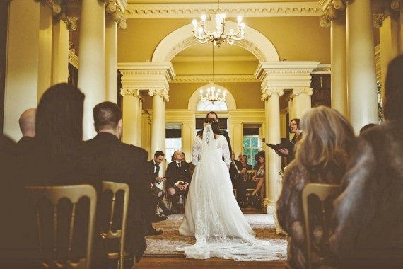 Clarisa Boswell Martins Real Bride Dress by Stephanie Allin