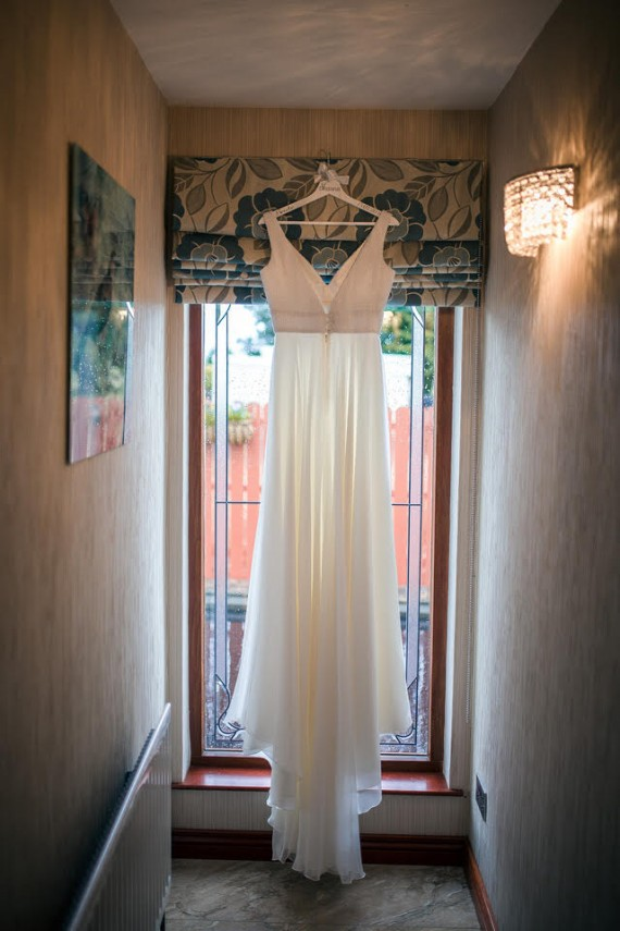 Shauna Shivers McAtamney Real Bride Wedding Dress by Stephanie Allin