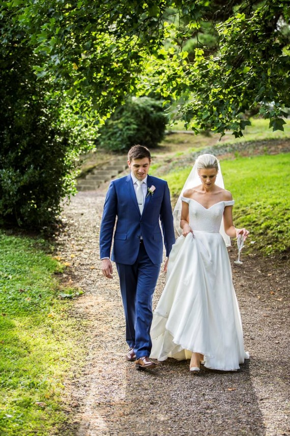 Elaine Corcoran Wedding Dress by Stephanie Allin