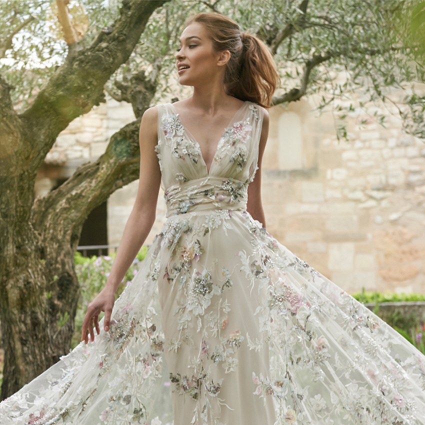 New Bridal Collection 2018 - La Vie en Rose - Stephanie Allin
