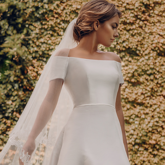 Simple Wedding Dresses Montreal